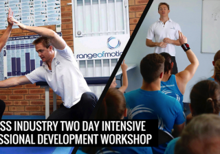 Announcing our 2018 Fitness Industry Professional Development Weekend.