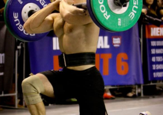 Dan Williams' Road To CrossFit Regionals 2013