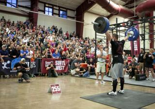 Dear non-CrossFitting friends: Please be patient with us. It's just that we're really stoked.