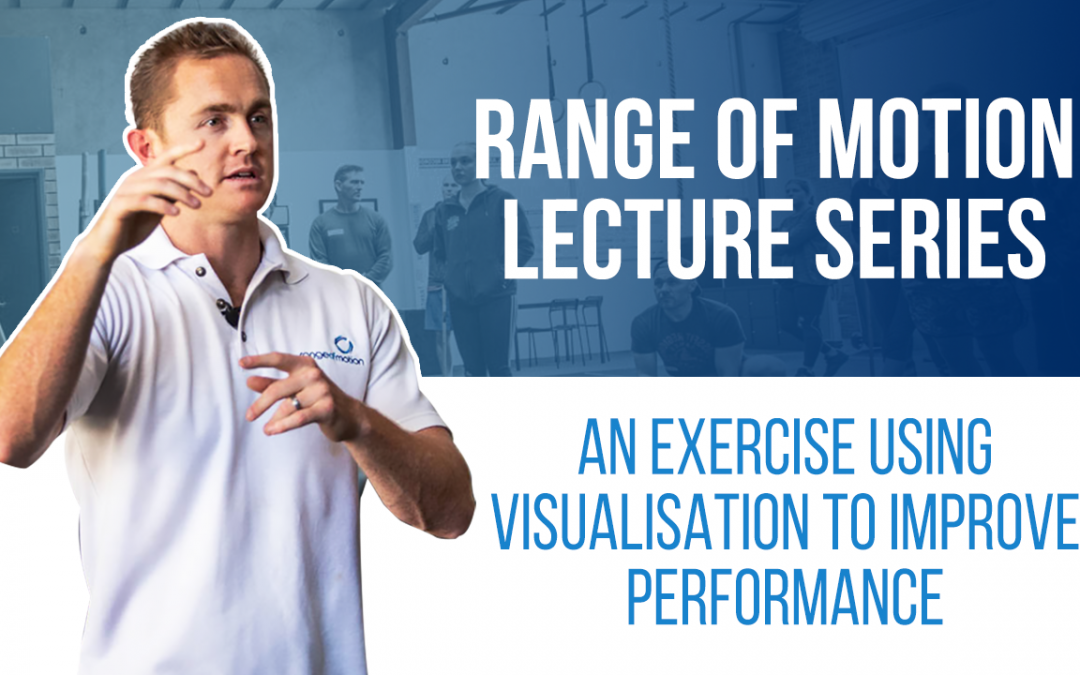 An exercise using visualisation to improve performance