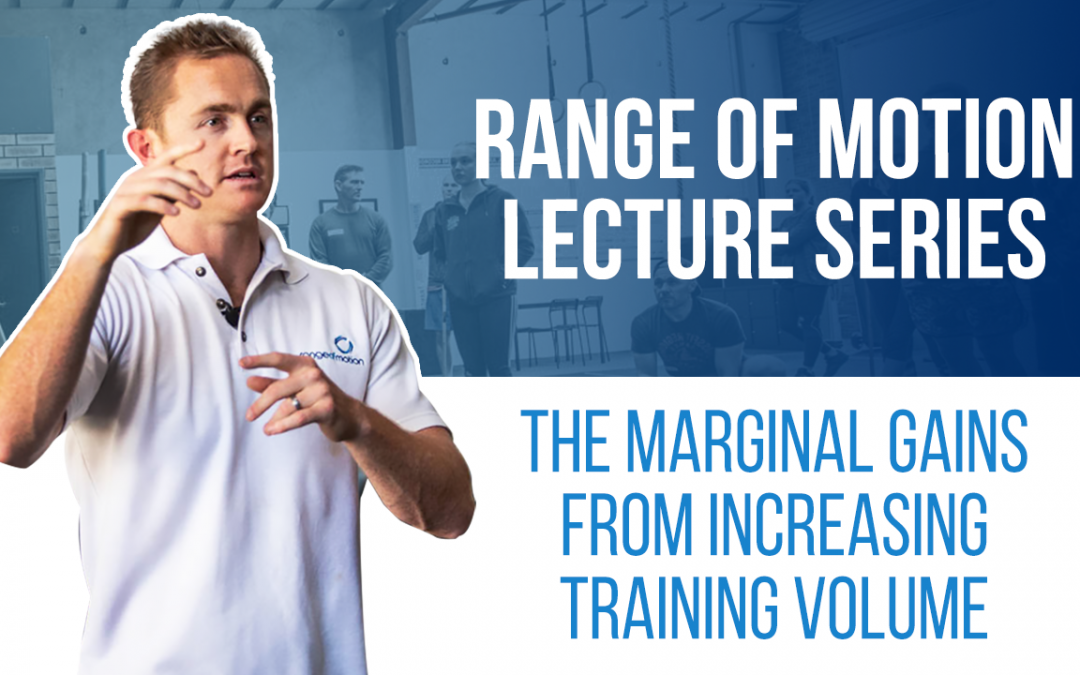 The Marginal Gains from Increasing Training Volume