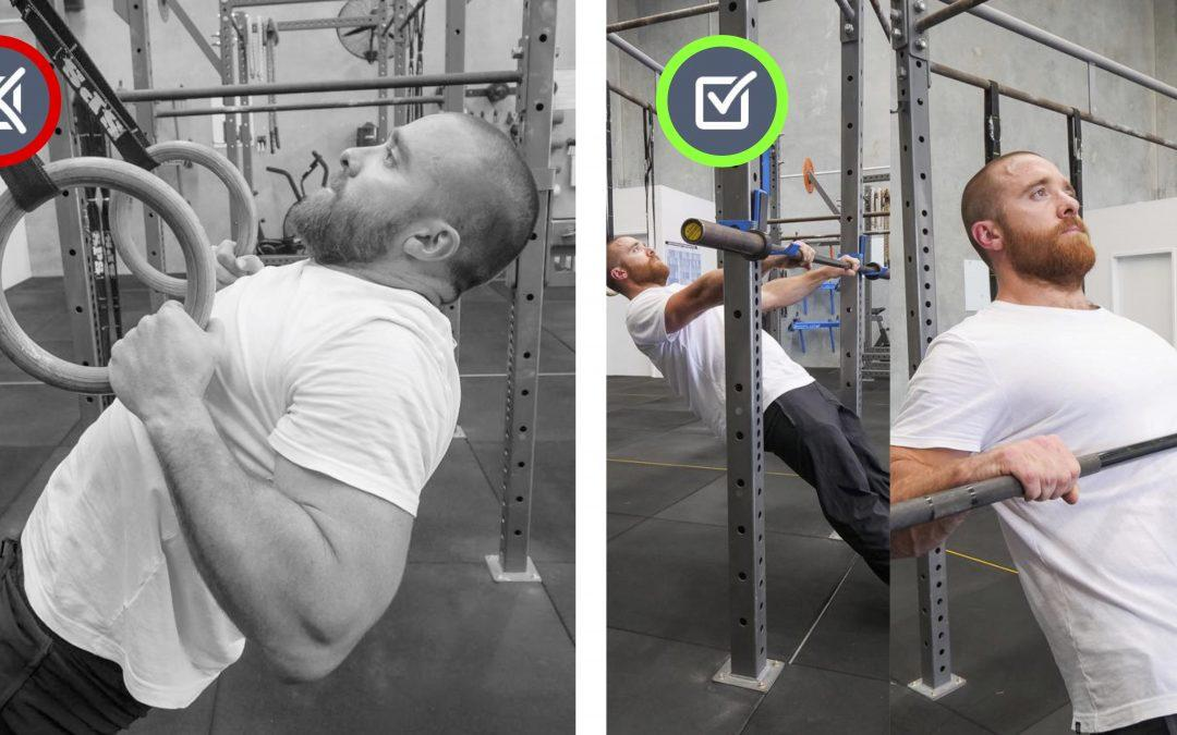 Shoulders shrugged. Pull In Movement Therapy.