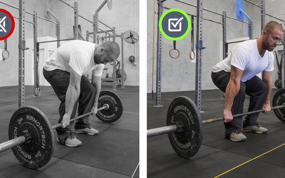 Upper back rounded / shoulders forward. Set-up Movement Therapy.
