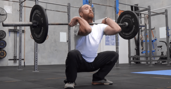 Olympic Weightlifting Clean Fault Correction: Slow elbows