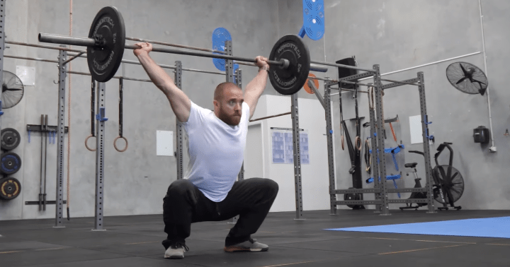 Olympic Weightlifting Snatch Fault Correction: Not staying over the bar during the first pull