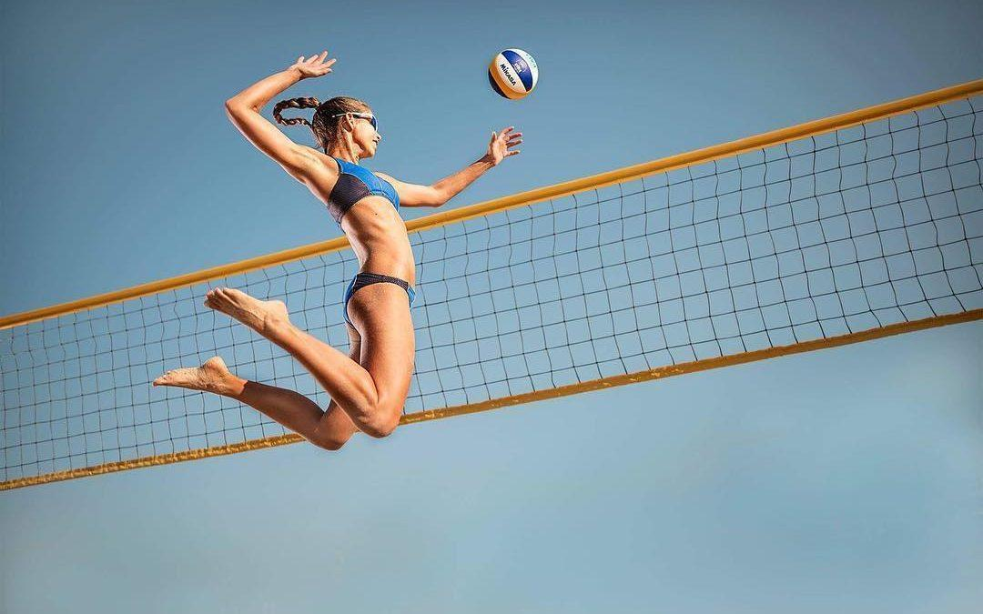 The Best Exercises to Improve Your Beach Volleyball