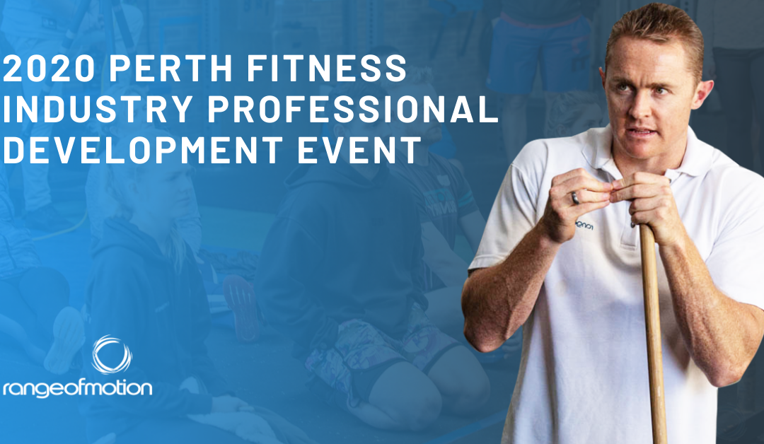 2020 Perth Fitness Industry Professional Development Event