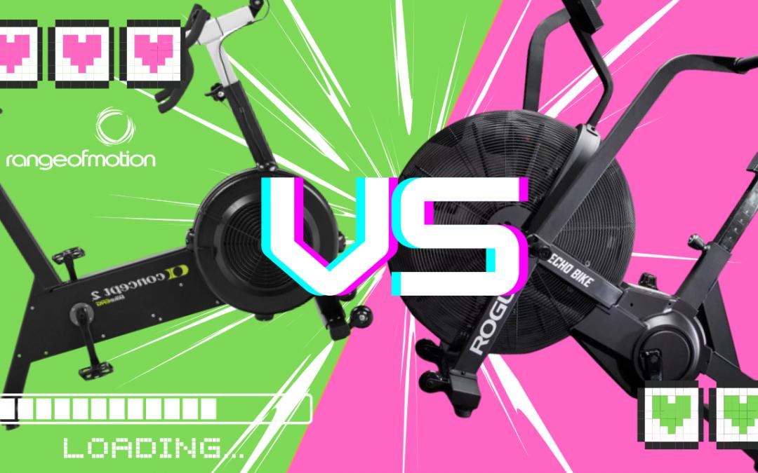 Airbike vs Bike Erg: Training Effect Comparison
