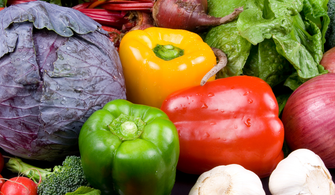 How colourful veggies can reshape your health