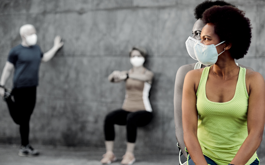 The surprising effects of mask wearing on fitness
