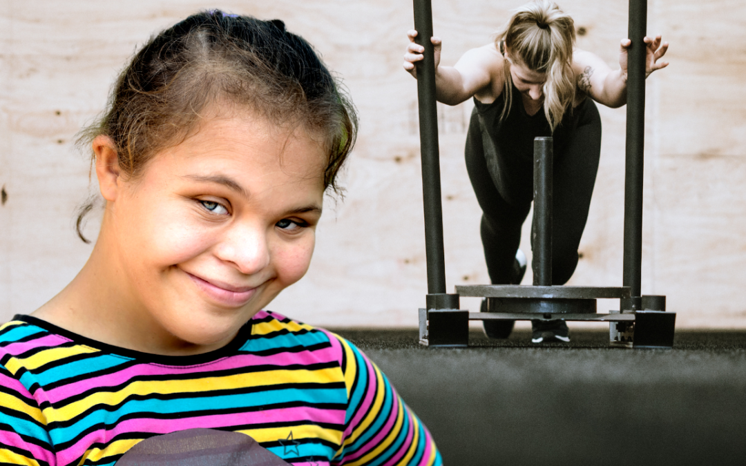 The forgotten exercise that's improving the lives of people living with a disability